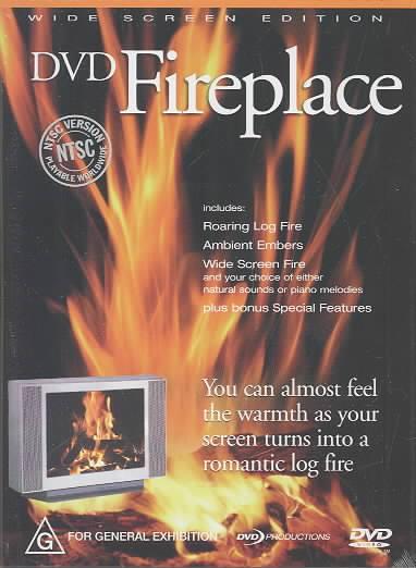 FIREPLACE BY OREADE MUSIC (DVD)