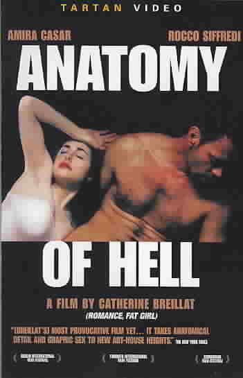 ANATOMY OF HELL BY BREILLAT,CATHERINE (DVD)