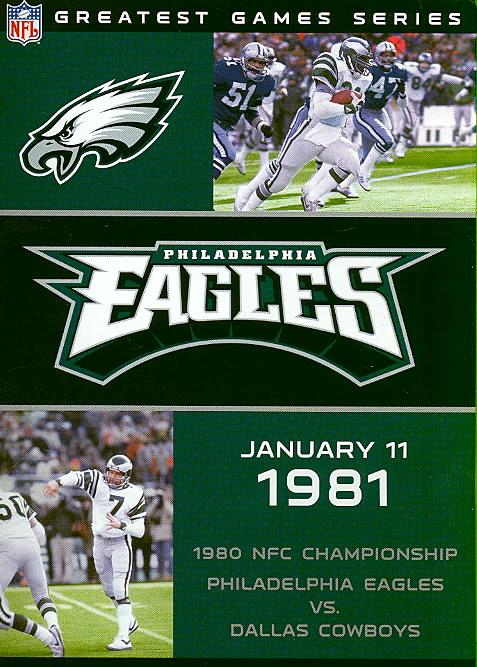 NFL GREATEST GAMES PHILADELPHIA EAGLE BY NFL GREATEST GAMES (DVD)