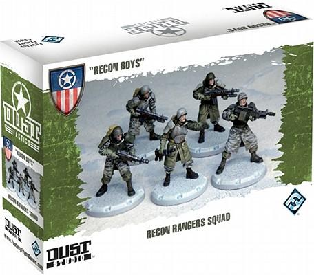 Dust Tactics By Fantasy Flight Games (COR)